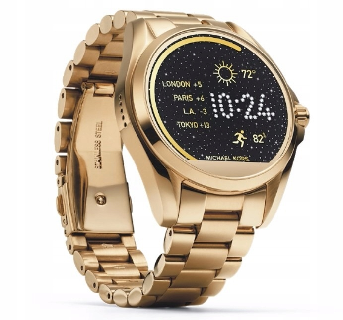 58d18233e4509 Michael Kors Access MKT5001 Smartwatch Oryginalny! - 7477979985 ...