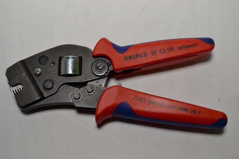 KNIPEX SAMONASTAWNE DO TULEJEK 0,08-10,0 MM2