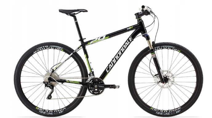 Rower CANNONDALE TRAIL 7 29/M/Acera/Deore + GRATIS