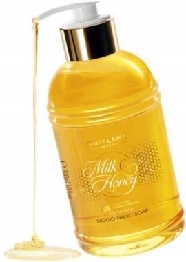 Mydło do rąk w płynie Milk & Honey Oriflame