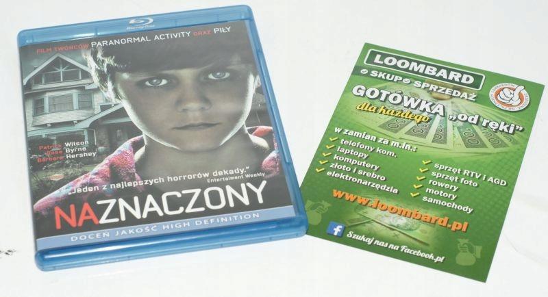 FILM NAZNACZONY BLU RAY