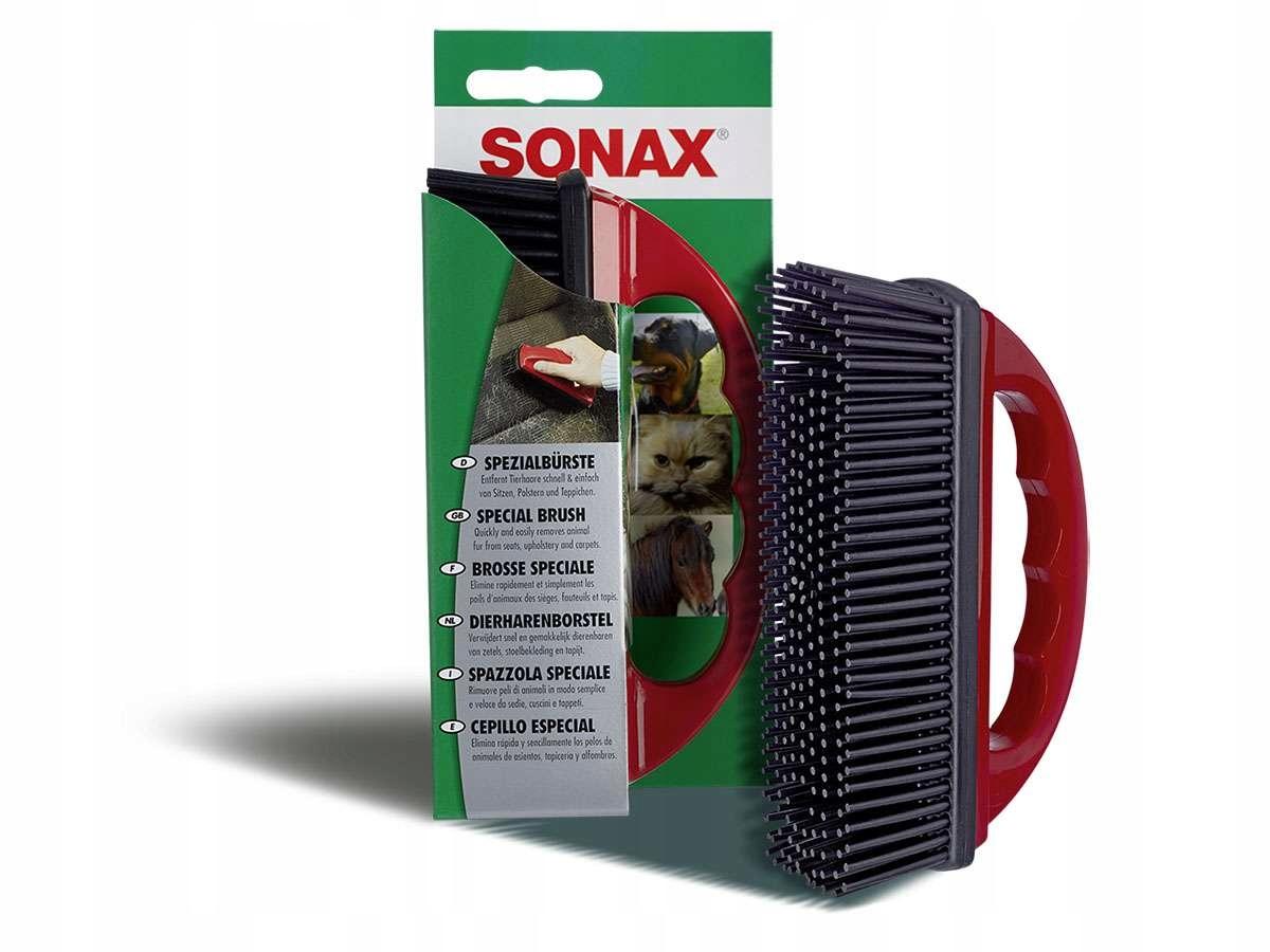 Sonax Szczotka Do usuwania sierści 491400