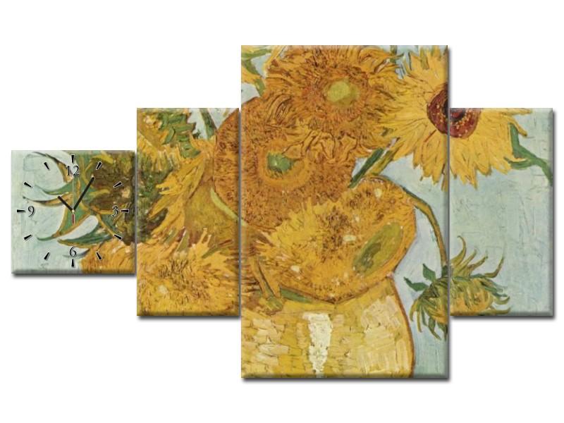 Zegary ścienne 130x80 Vincent Willem Van Gogh 7308505210