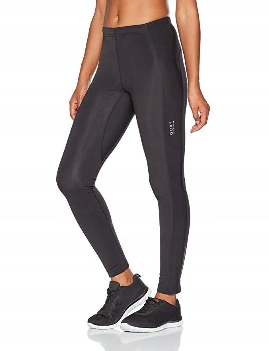 Spodnie damski GORE WEAR EssentialThermo czarne XS