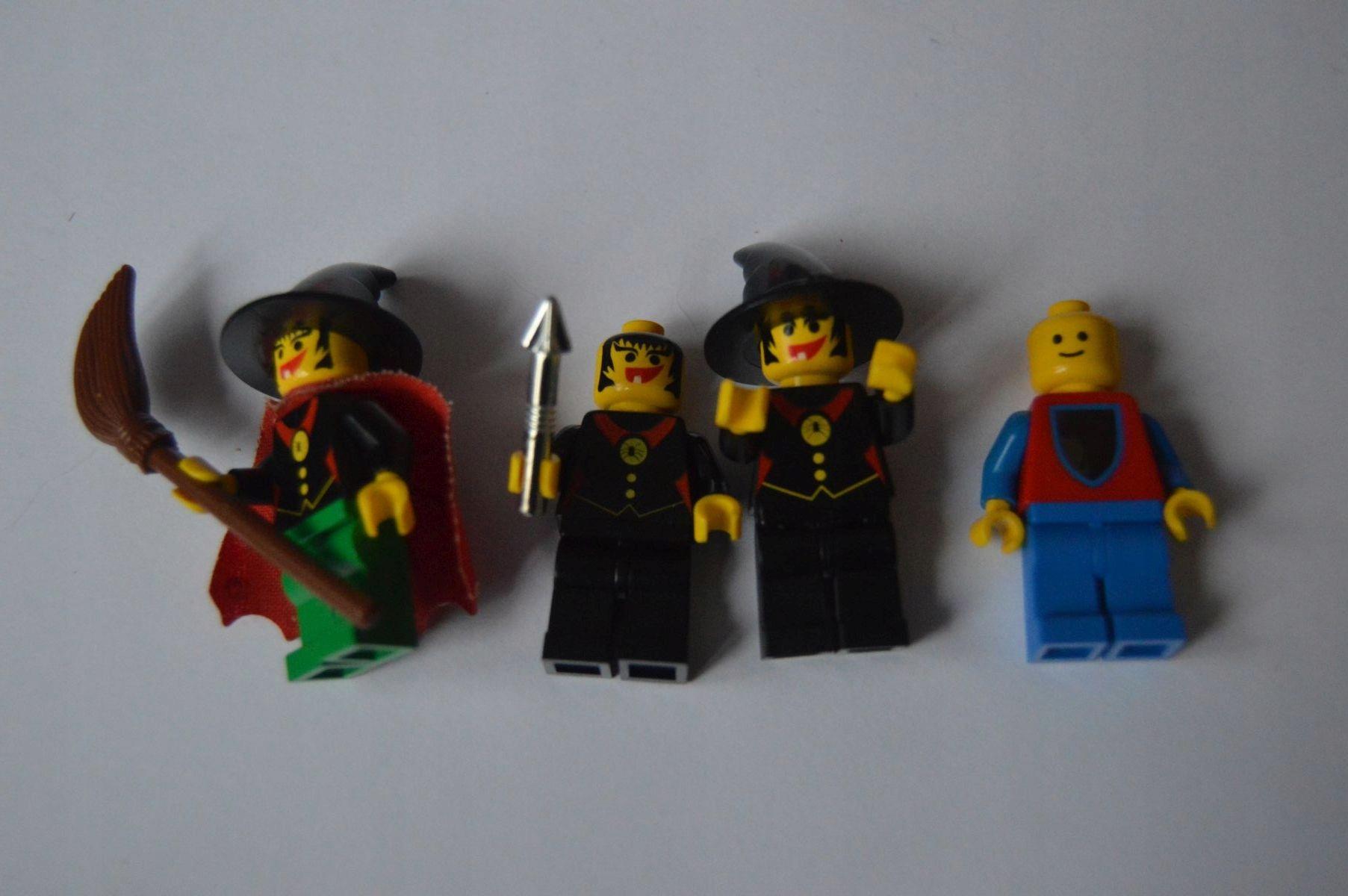 283 Lego Castle rycerze figurki