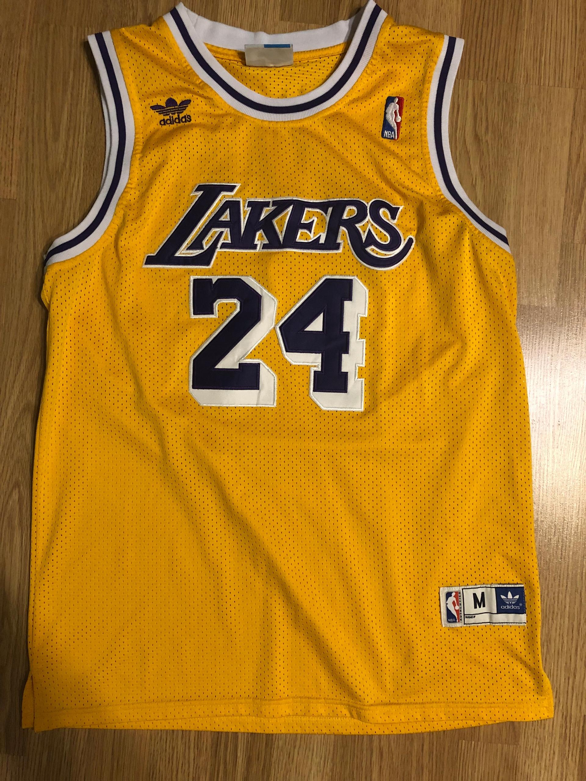 Kobe Bryant, NBA, LA Lakers, Adidas, M, NOWA