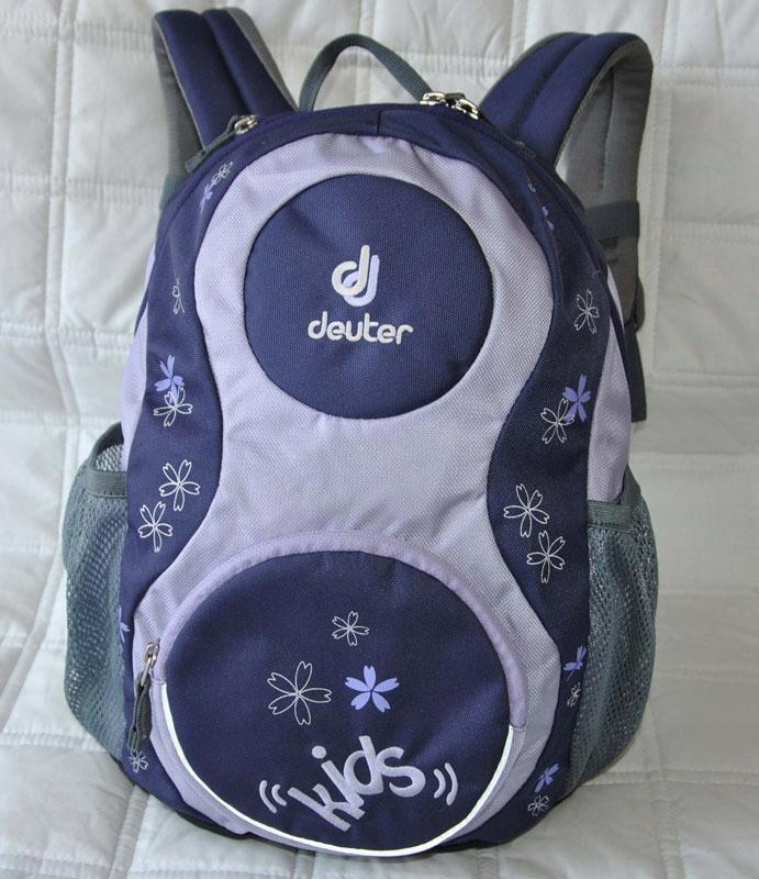 DEUTER kids plecak dla dziecka