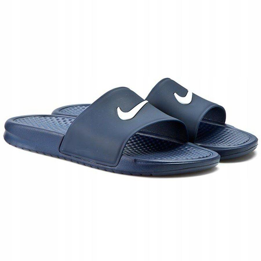 Klapki męskie basenowe Nike Benassi Shower 40