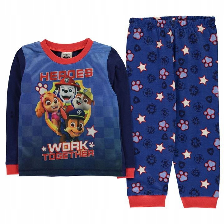 Disney Psi Patrol oryginalna pidżama 1-2 lat 5051