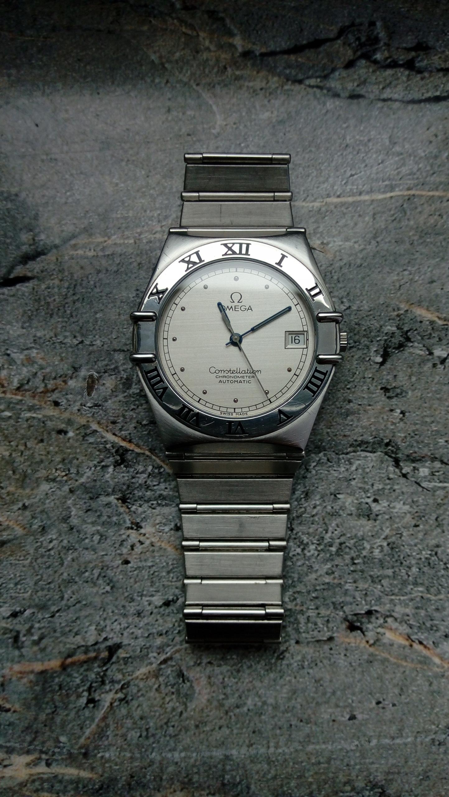Omega Constellation Chronometer Automatic
