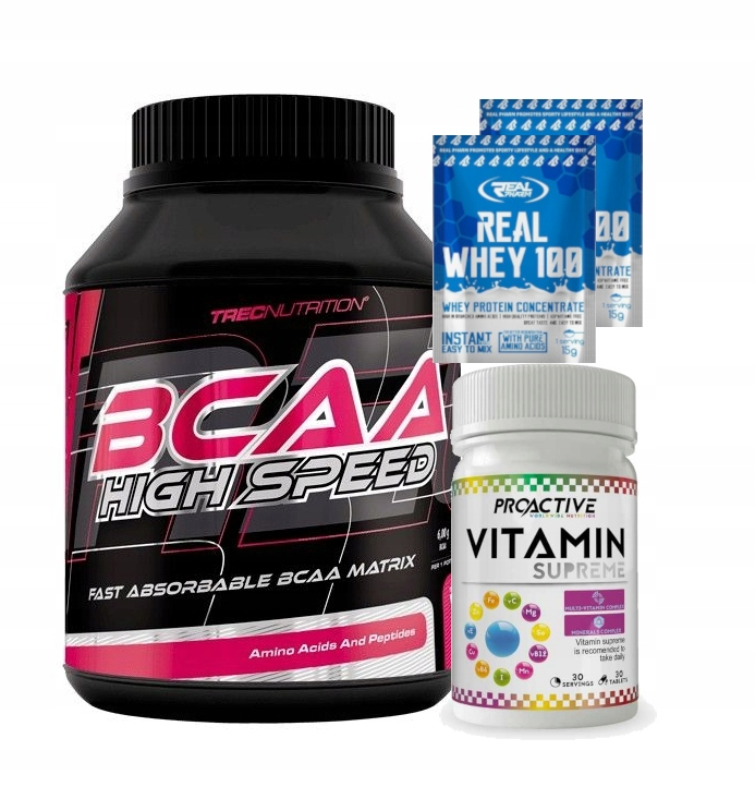 Trec Bcaa High Speed 600g Cherry Grapefruit FREE!