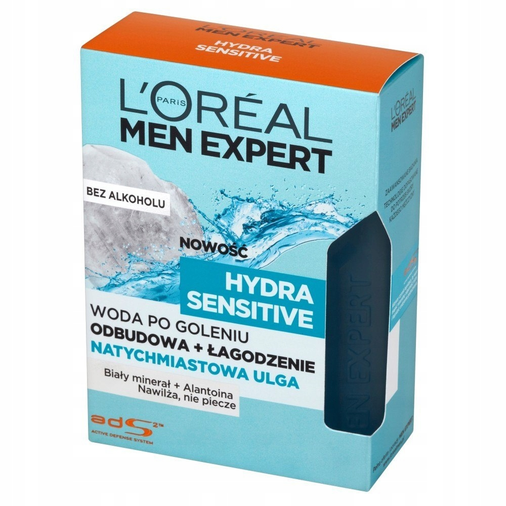 Loreal Men Expert Hydra Sensitive Woda po goleniu
