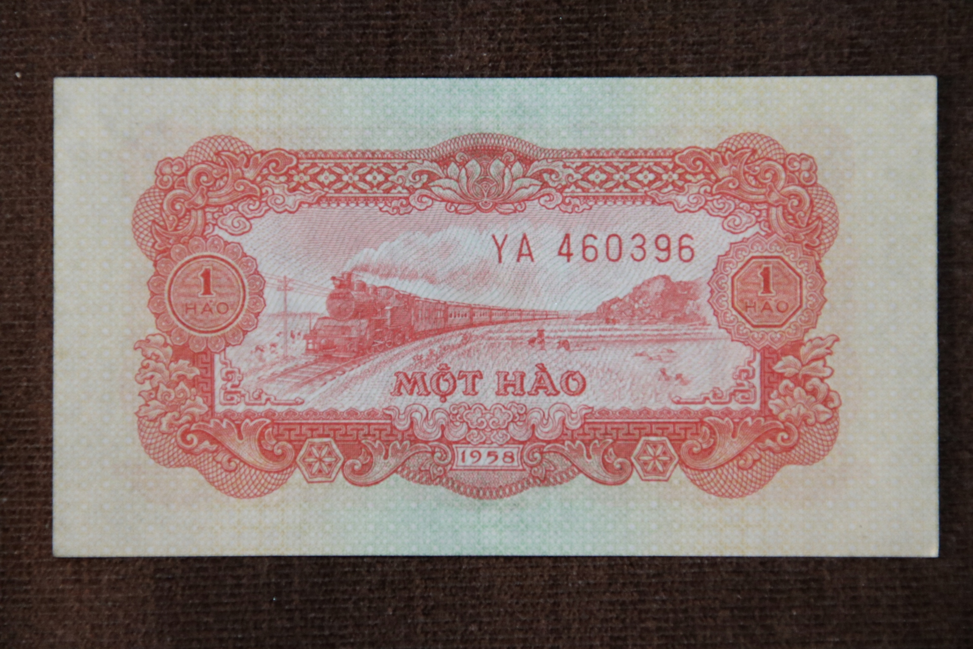 Wietnam 1 hao 1958 rok st. 1 !!!