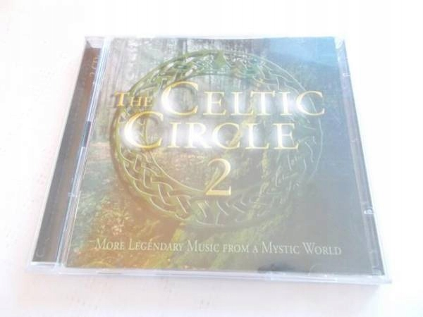 the celtic circle legendary music from a mystic world