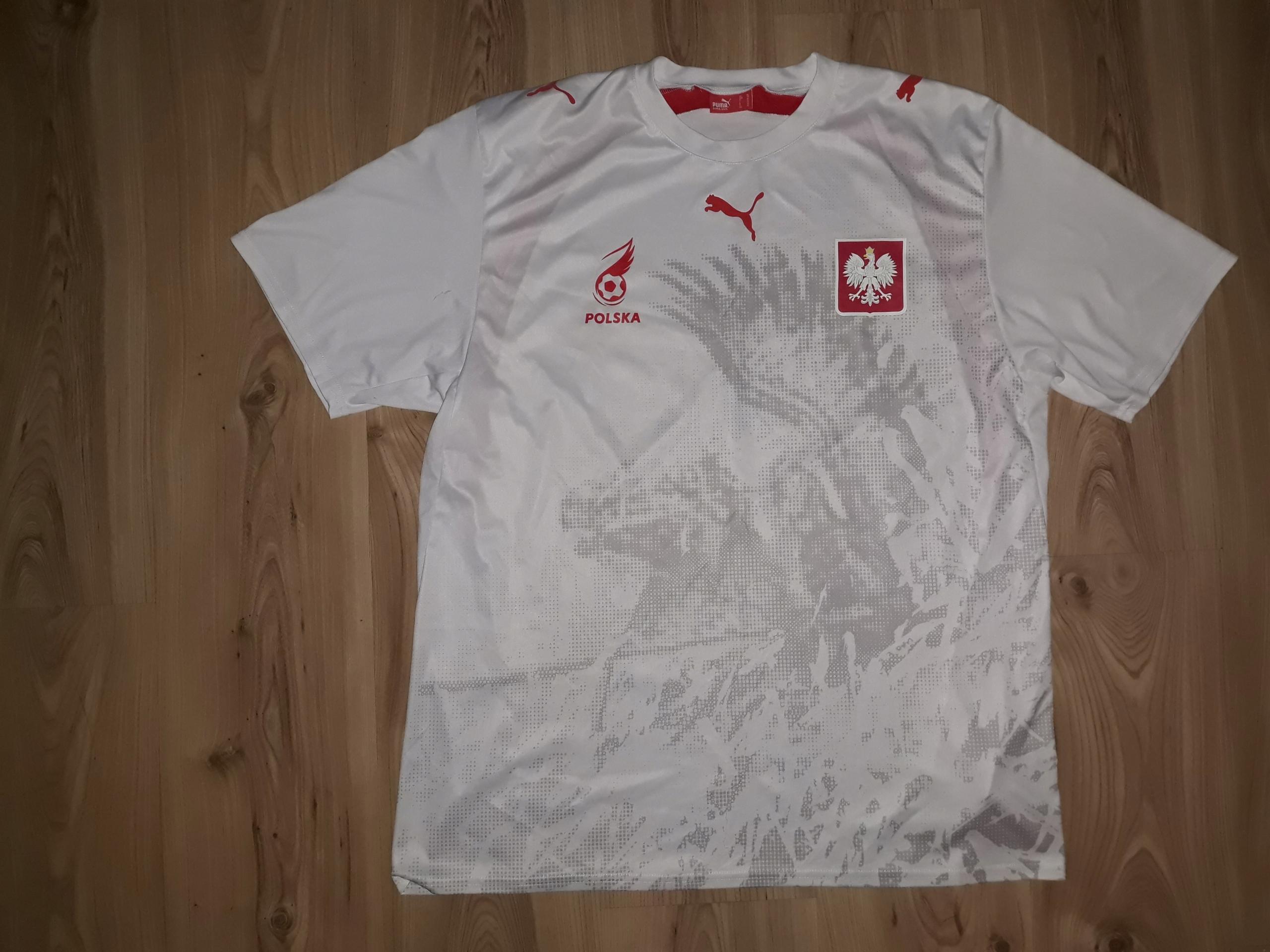Koszulka Puma XL Reprezentacji Polski husaria TP