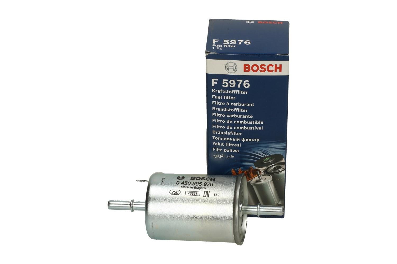 Filtr Paliwa Bosch Chevrolet Aveo T200 6814091698 Oficjalne 2007 Fuel Filter