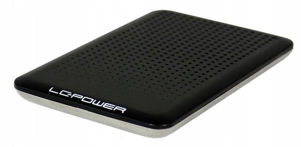 OBUDOWA 2,5'' LC-PRO-25BU USB 2.0 SATA ULTRASLIM