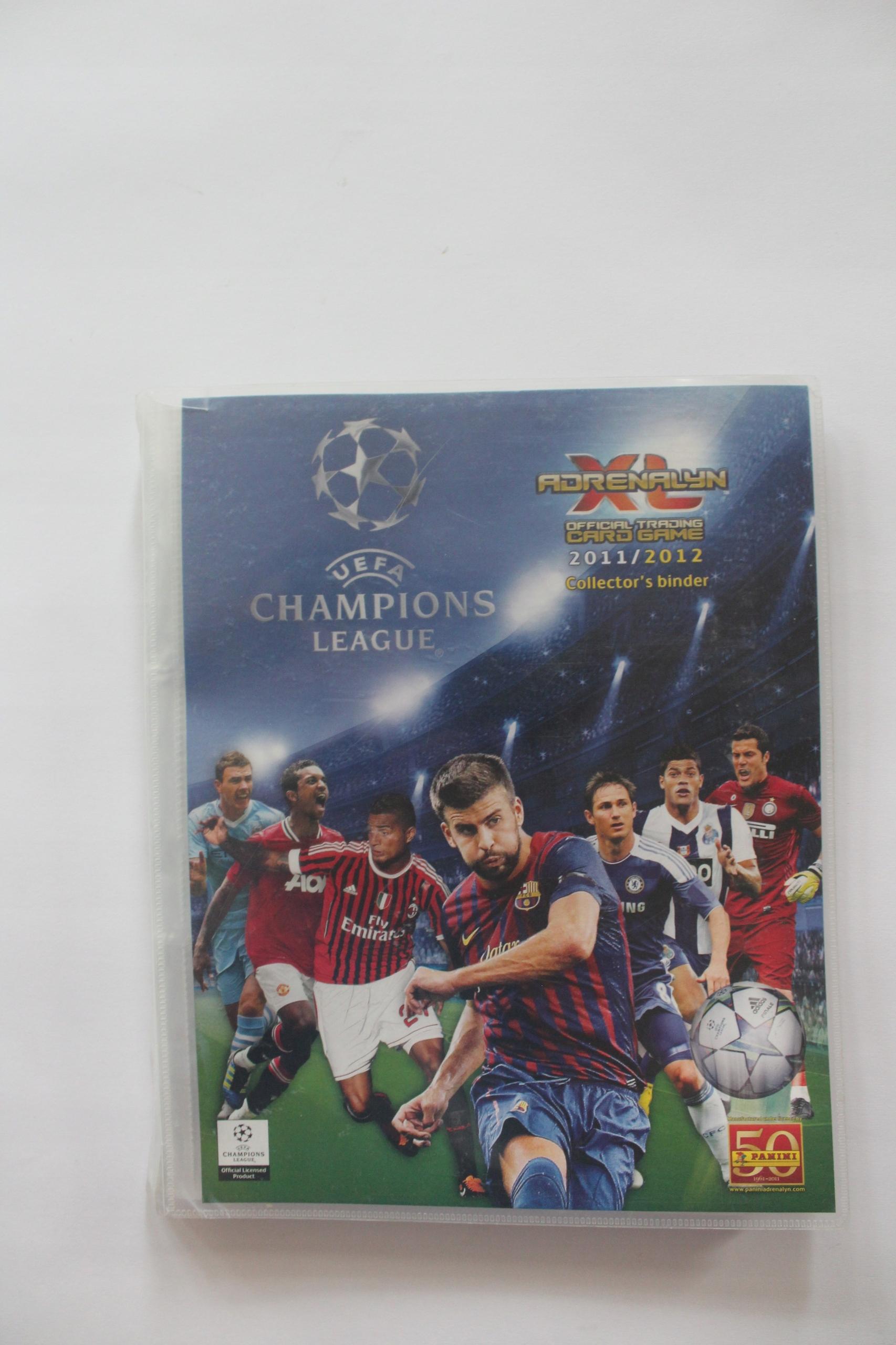 Kolekcja Champions League 11/12 Album