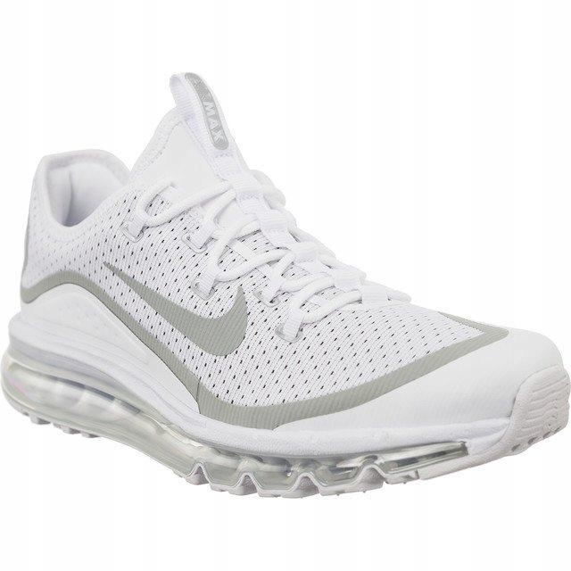 Nike Sportowe Męskie Białe r.42,5