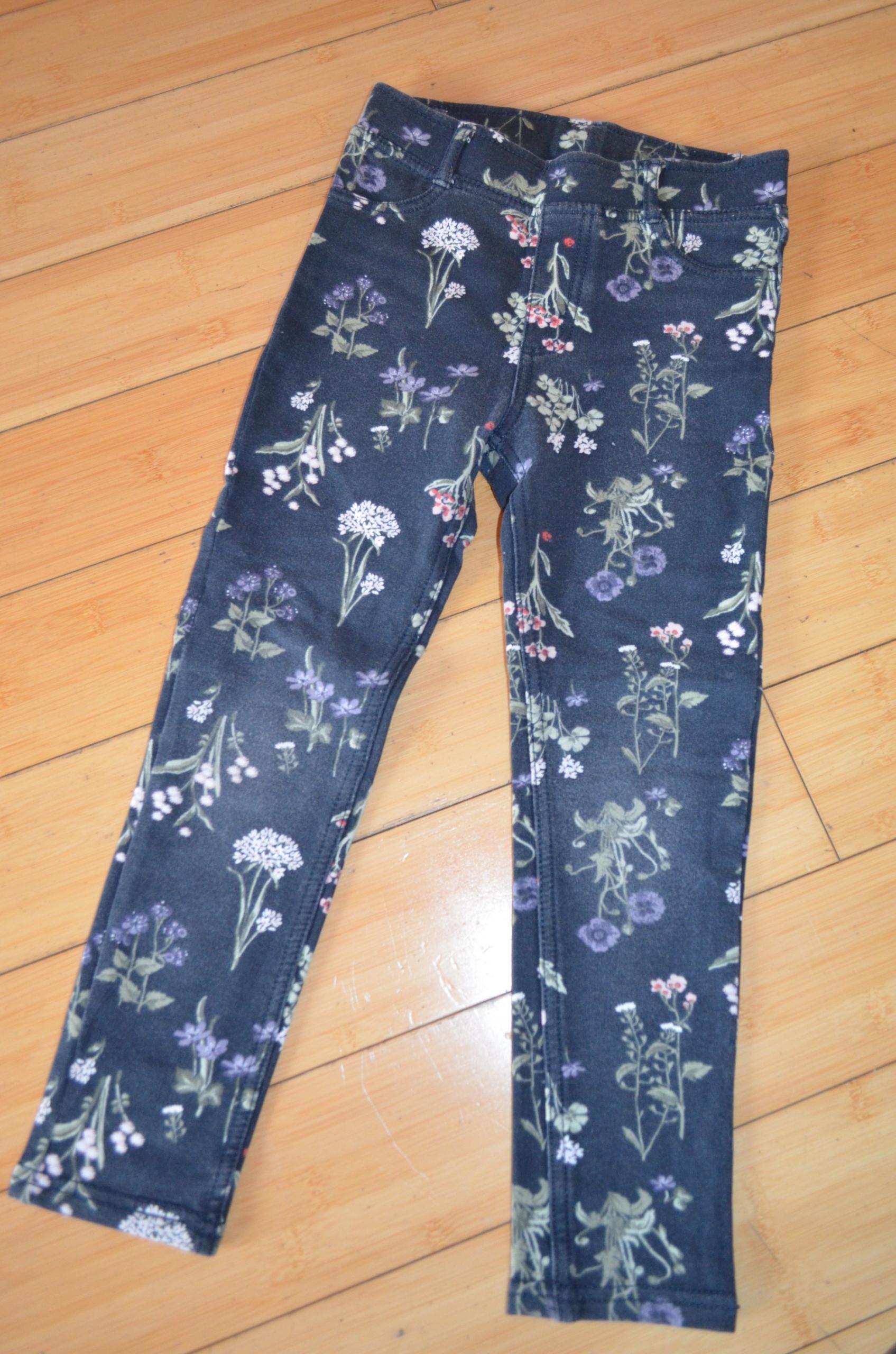 Legginsy Spodnie H&M rozmiar 116
