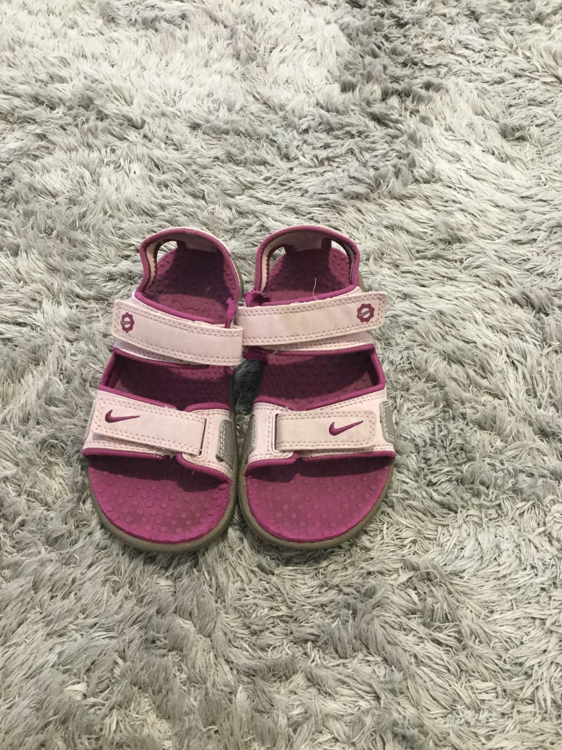Nike sandałki 31. /18cm