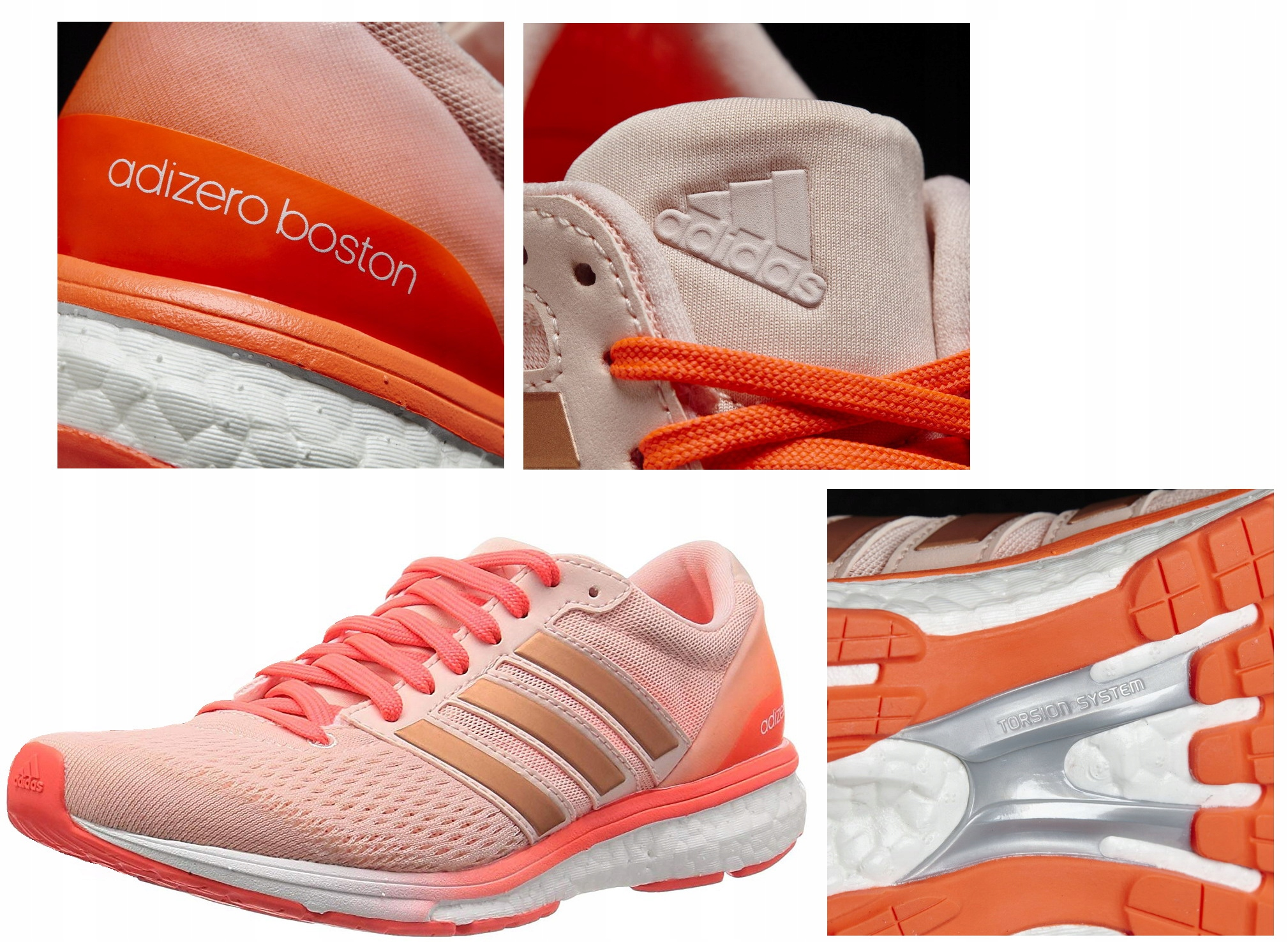 Adidas AdiZero Boston 6 buty damskie - 37 1/3