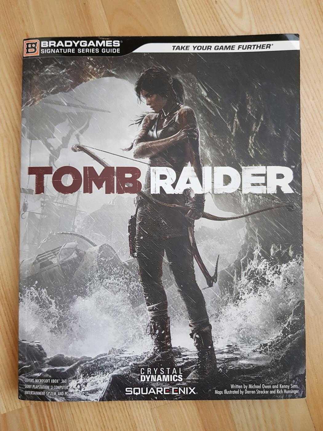 Tomb Raider Game Guide | Poradnik