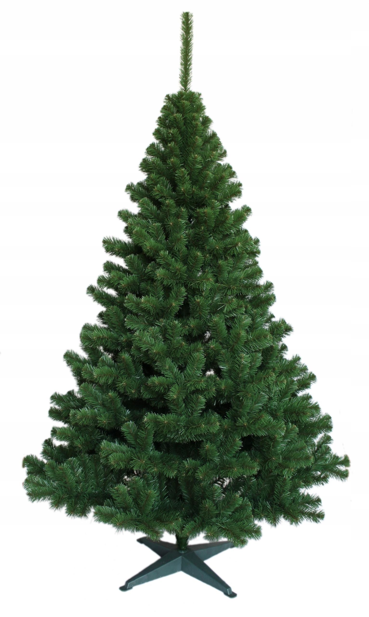 Choinka sztuczna jodła zielona 180 cm