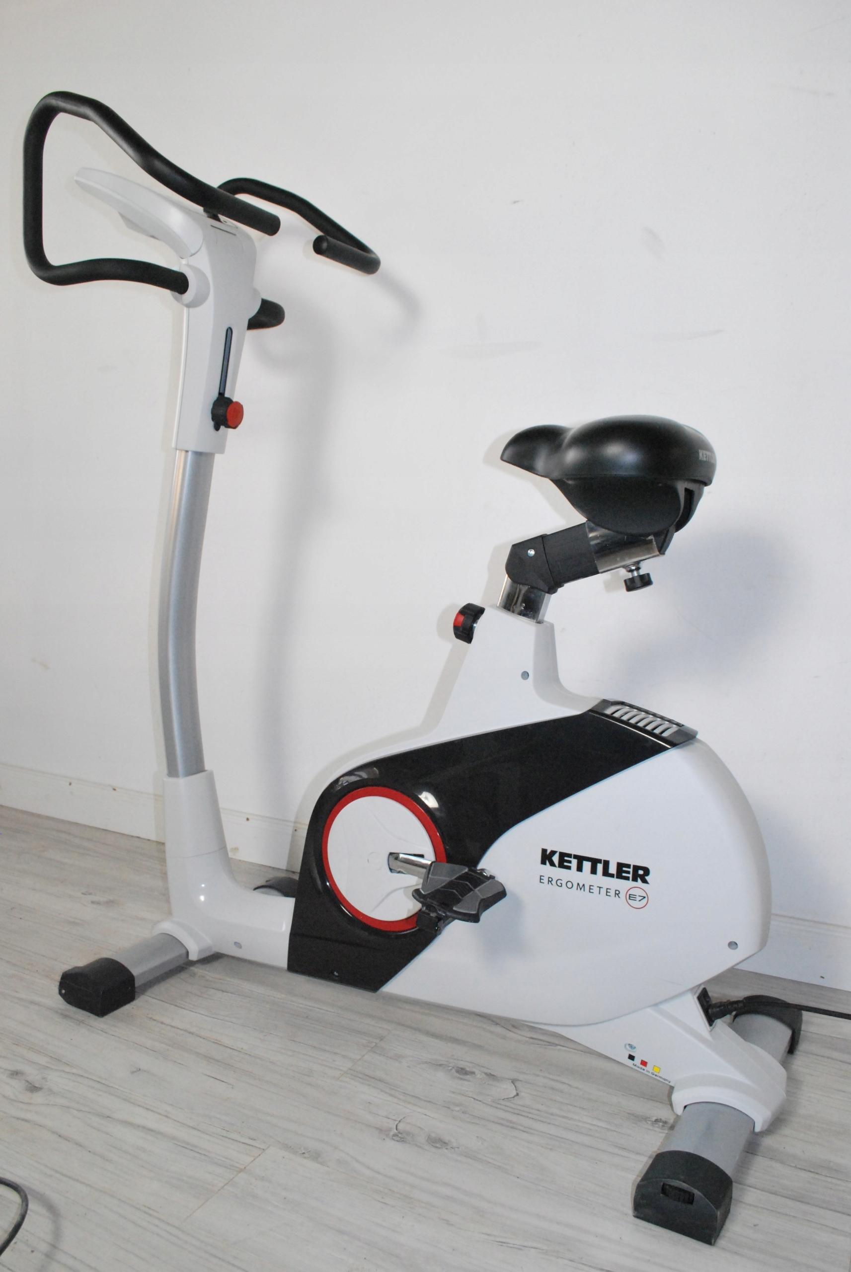 KETTLER E7 mocny rowerek MAŁO UŻYWANY TYLKO 31h!!