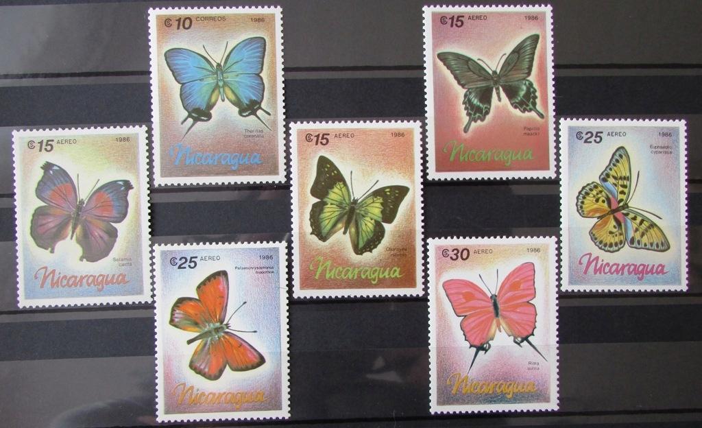 Nicaragua 1986