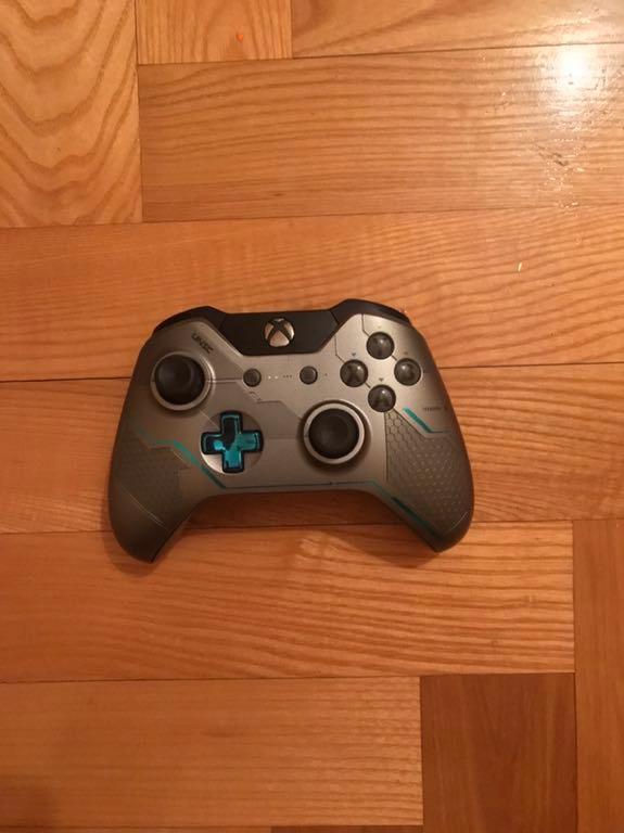 LIMITOWANY KONTROLER / PAD do Xboxa One lub PC