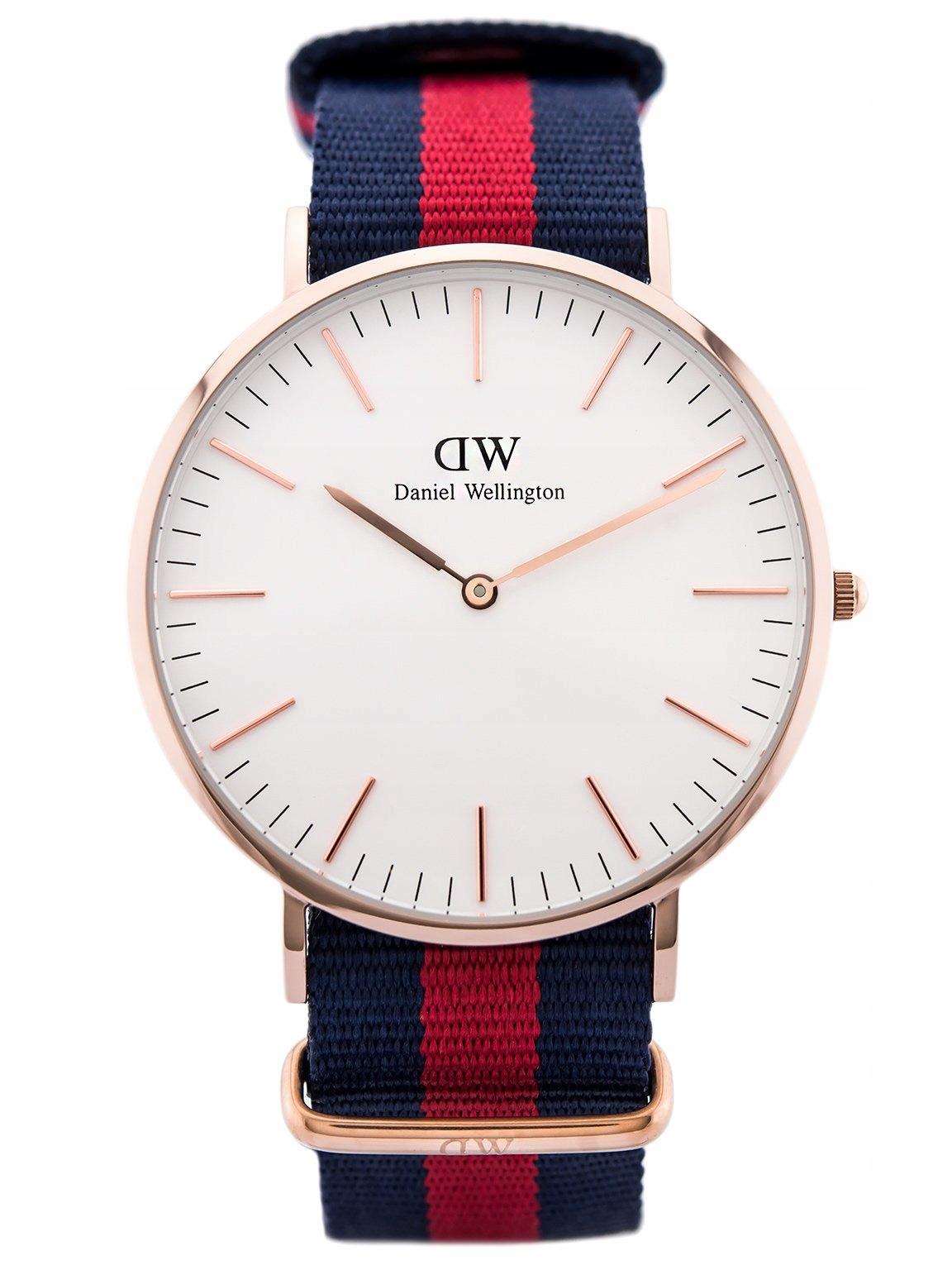 WK Zegarek Daniel Wellington 0101DW ORG.100% 24H