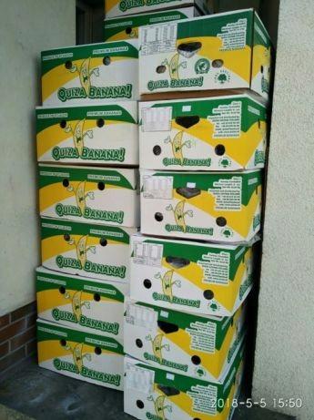 Unikalne Kartony bananowe po bananach, bardzo mocne - 7361220970 BK01