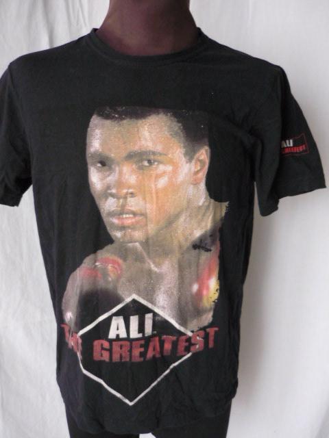 ALI THE GREATEST shirt roz. L 52/54