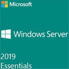 DELL Windows Server Essentials 2019 1-2CPU 25 User