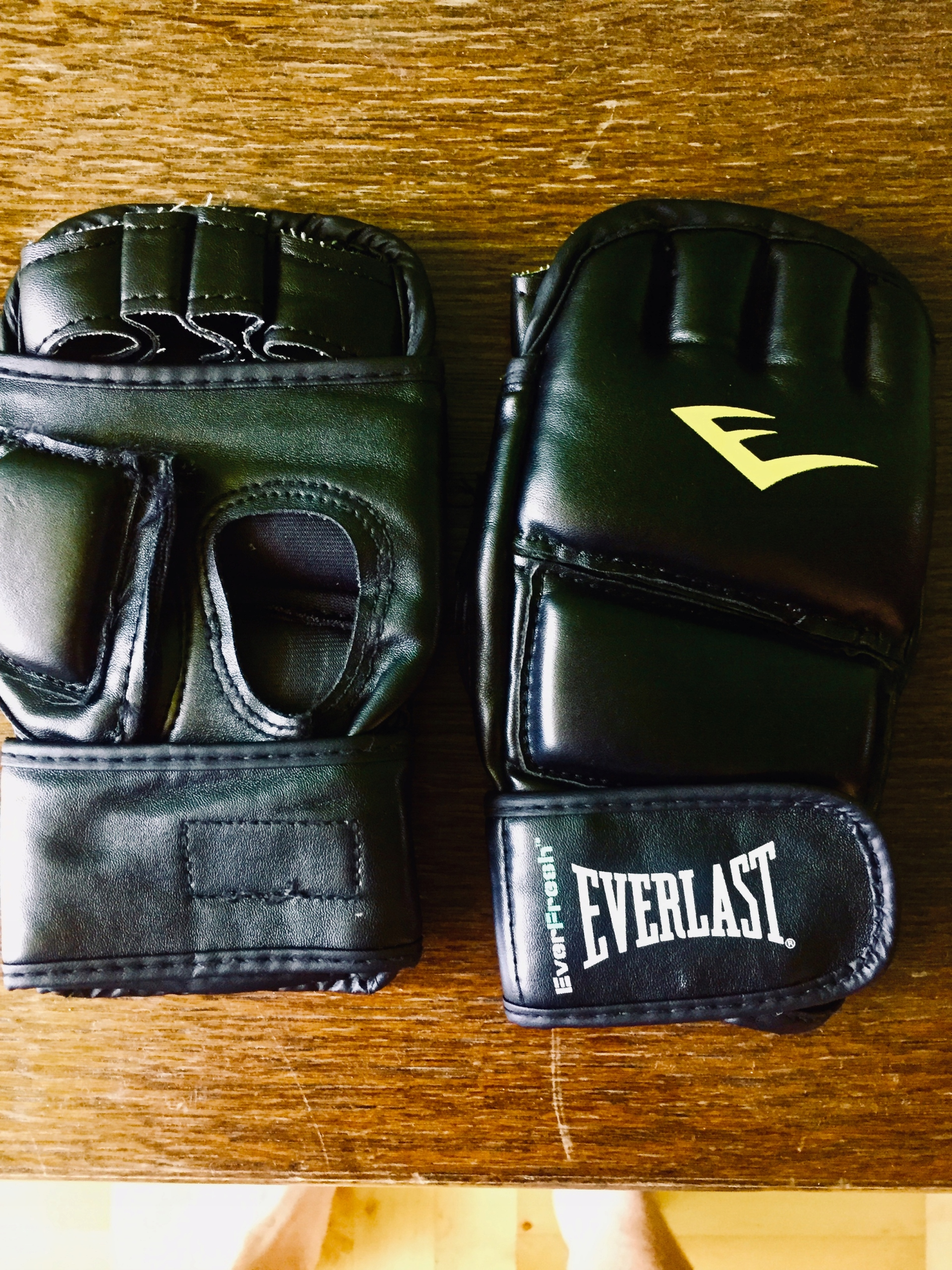 Rękawice Grapplingowe Everlast EverFresh S/M