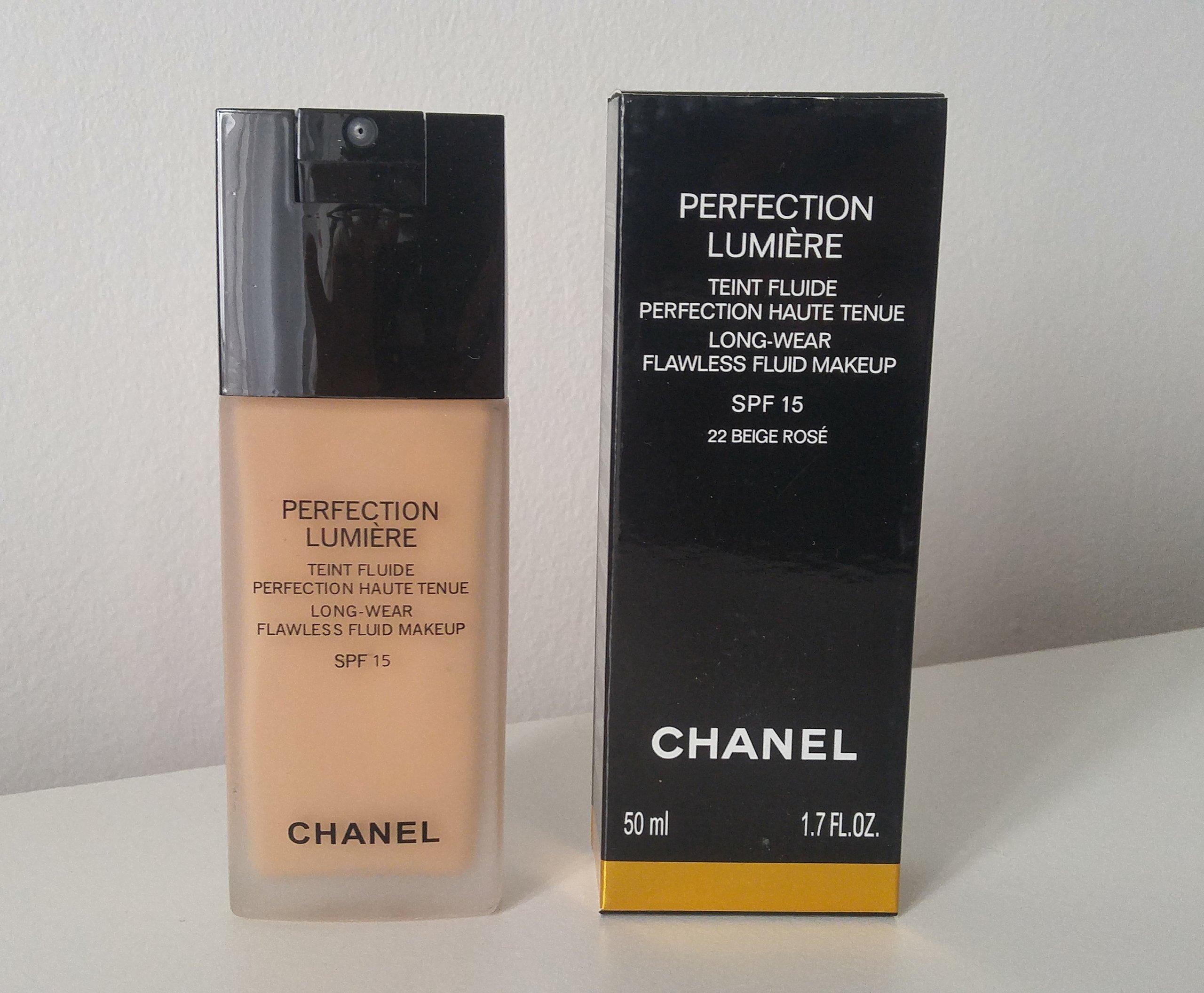 8add1062dce48 Chanel PERFECTION LUMIERE podkład fluid puder k.22 - 7161335018 ...