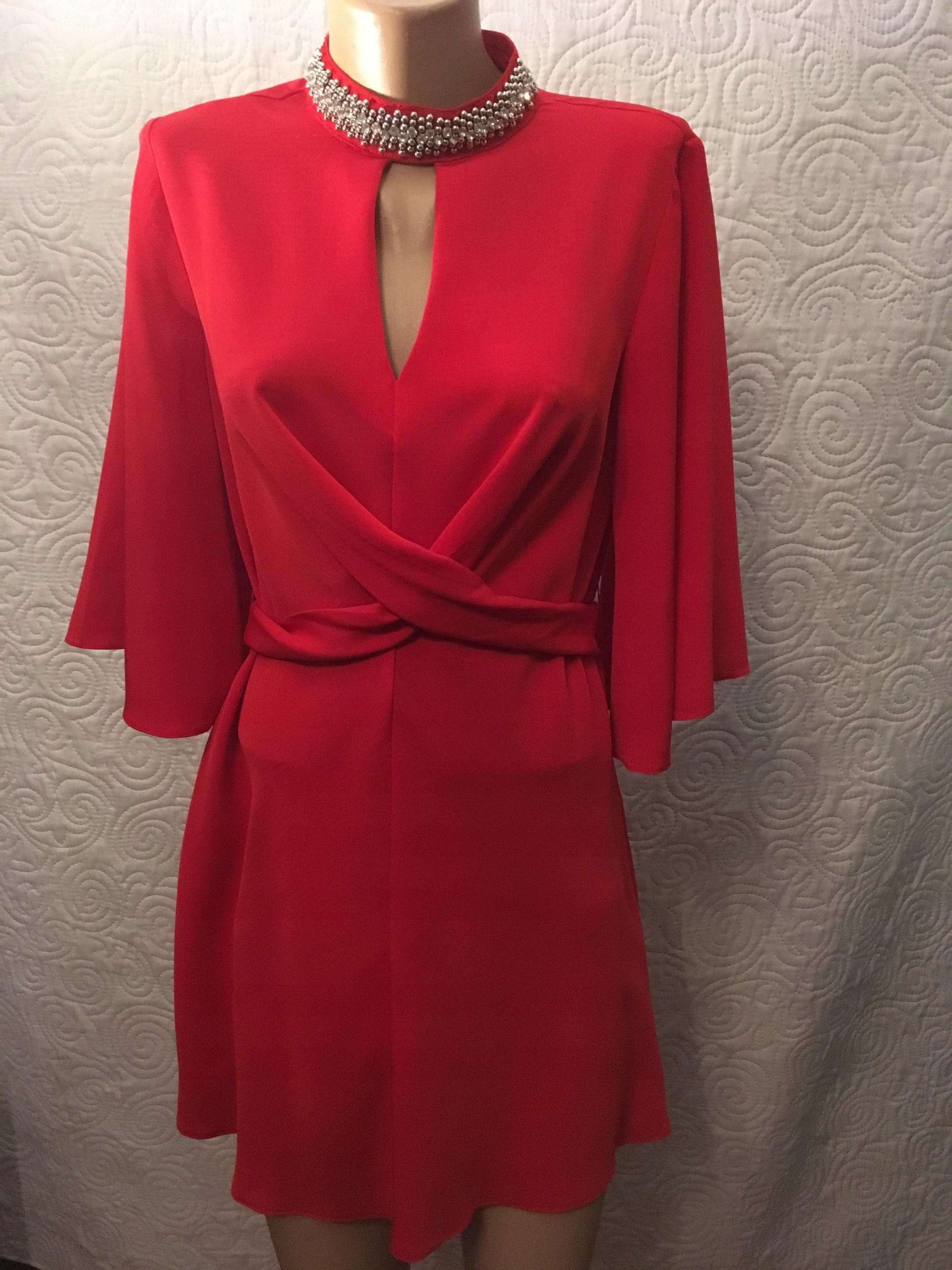Sukienka czerwień M