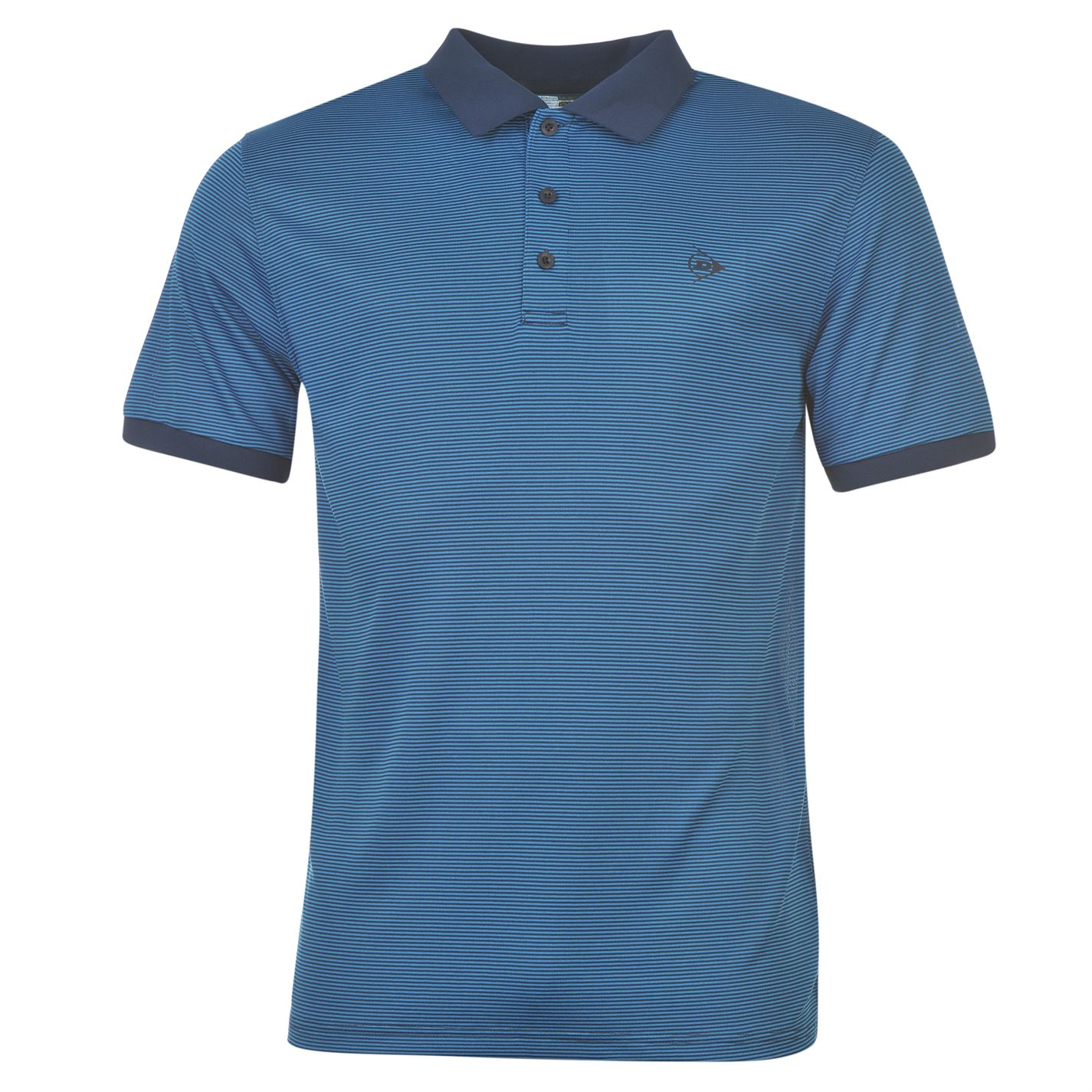 W4570 Dunlop Fine Koszulka męska polo do golfa S