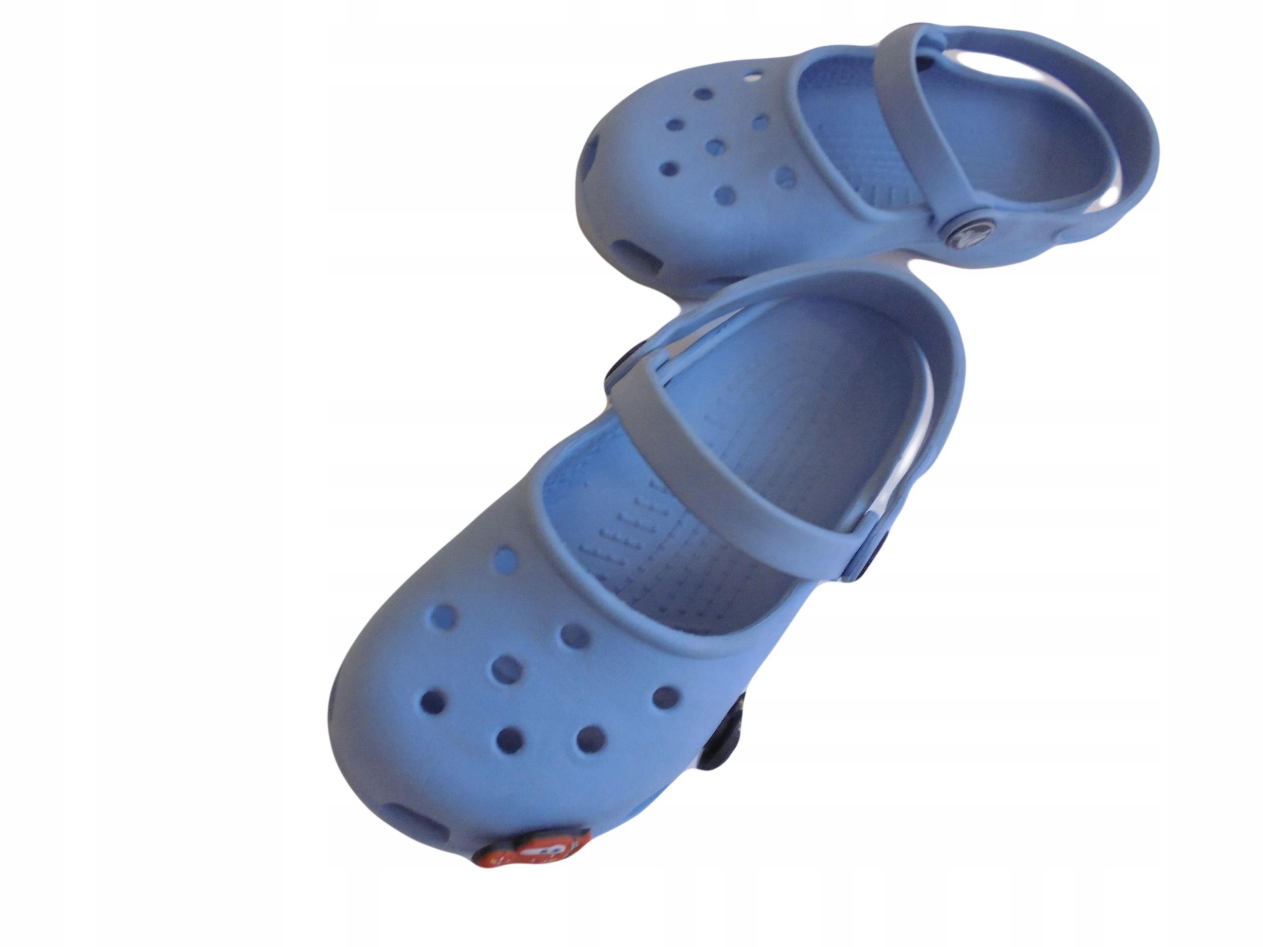 Balerinki Crocs. Stan idealny. Rozmiar 28.