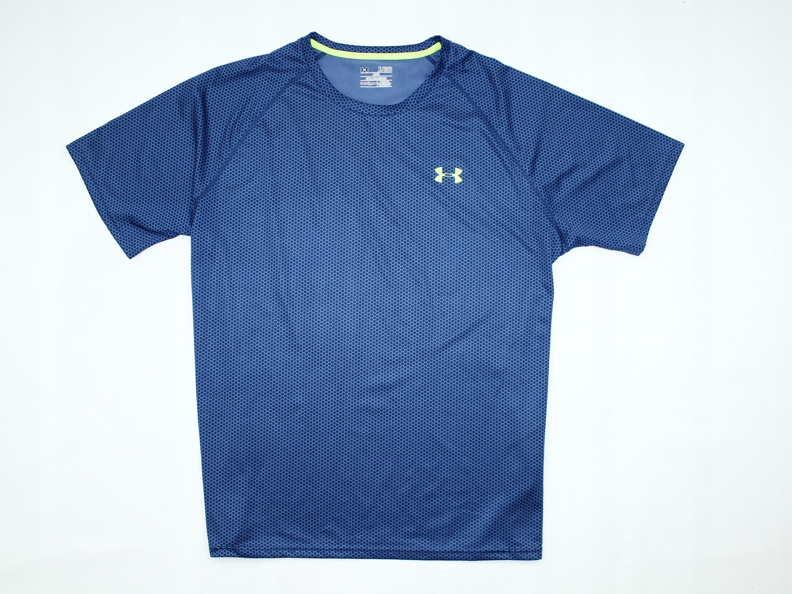 Sportowa Koszulka UNDER ARMOUR Loose Roz.XL