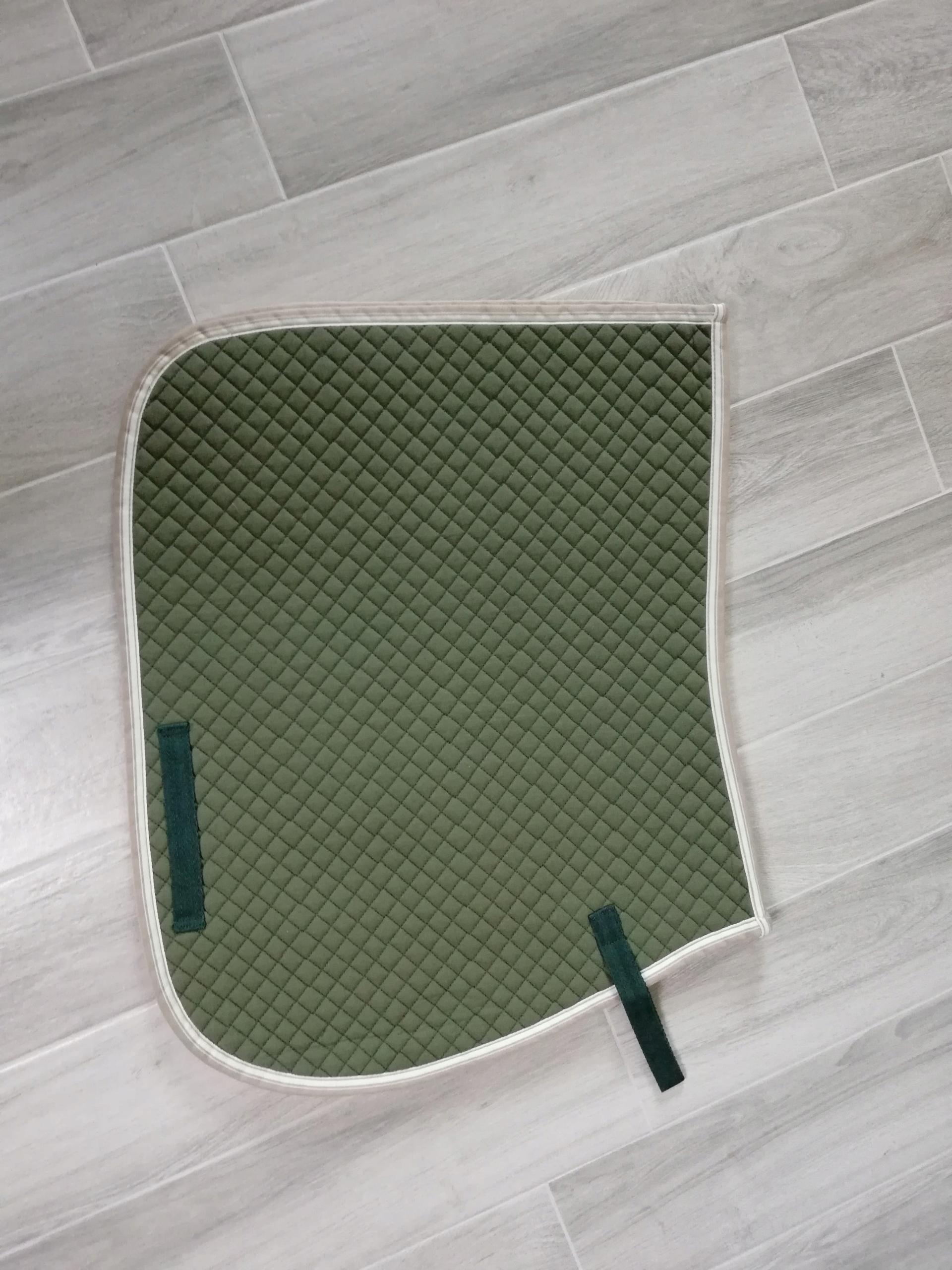 czaprak ujeżdżeniowy zielony