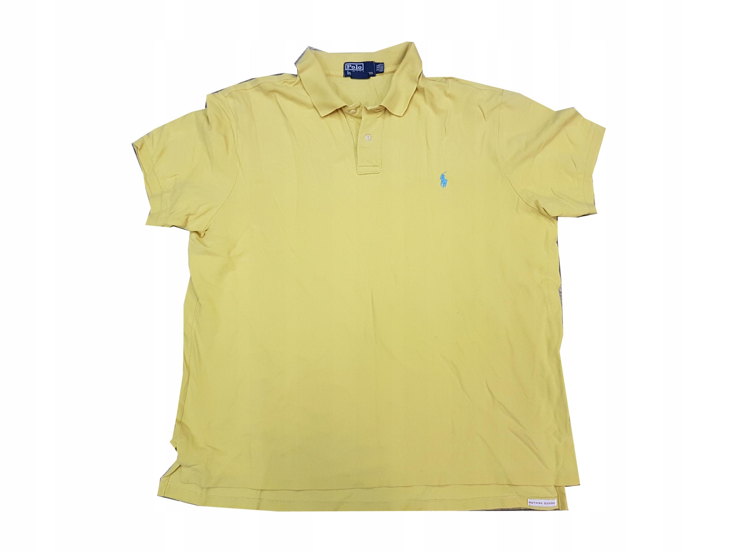 RALPH LAUREN Custom Fit Koszulka Polo XXL