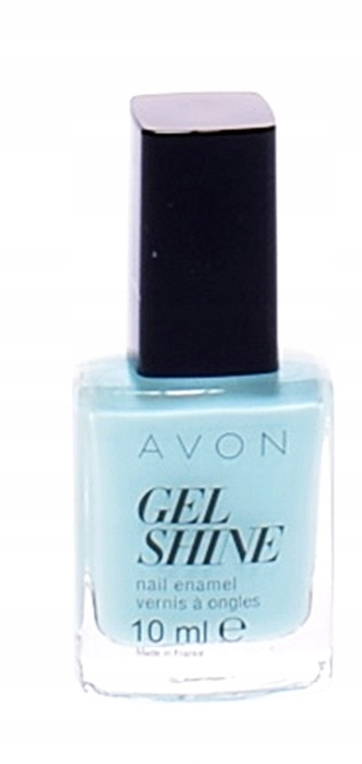 6067-5 .AVON GEL SHINE... d#k ZEL DO PAZNOKCI 10ml