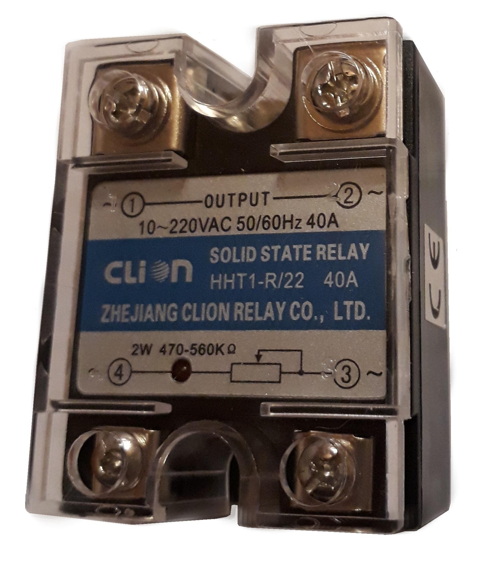 Regulator napięcia 10-230V AC na potencjometr