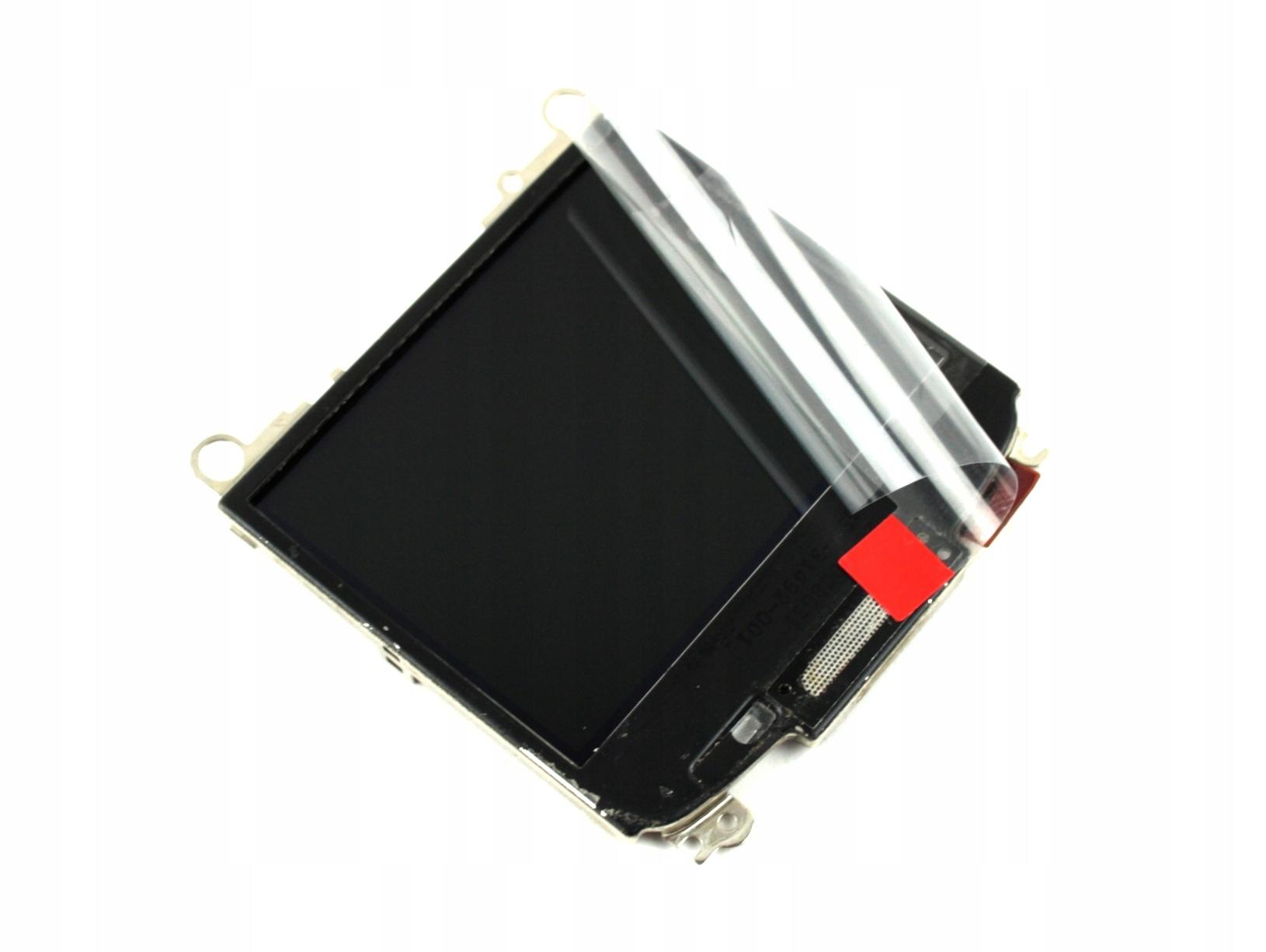 NOWY ORYGINALNY WYSWIETLACZ LCD BLACKBERRY 8520