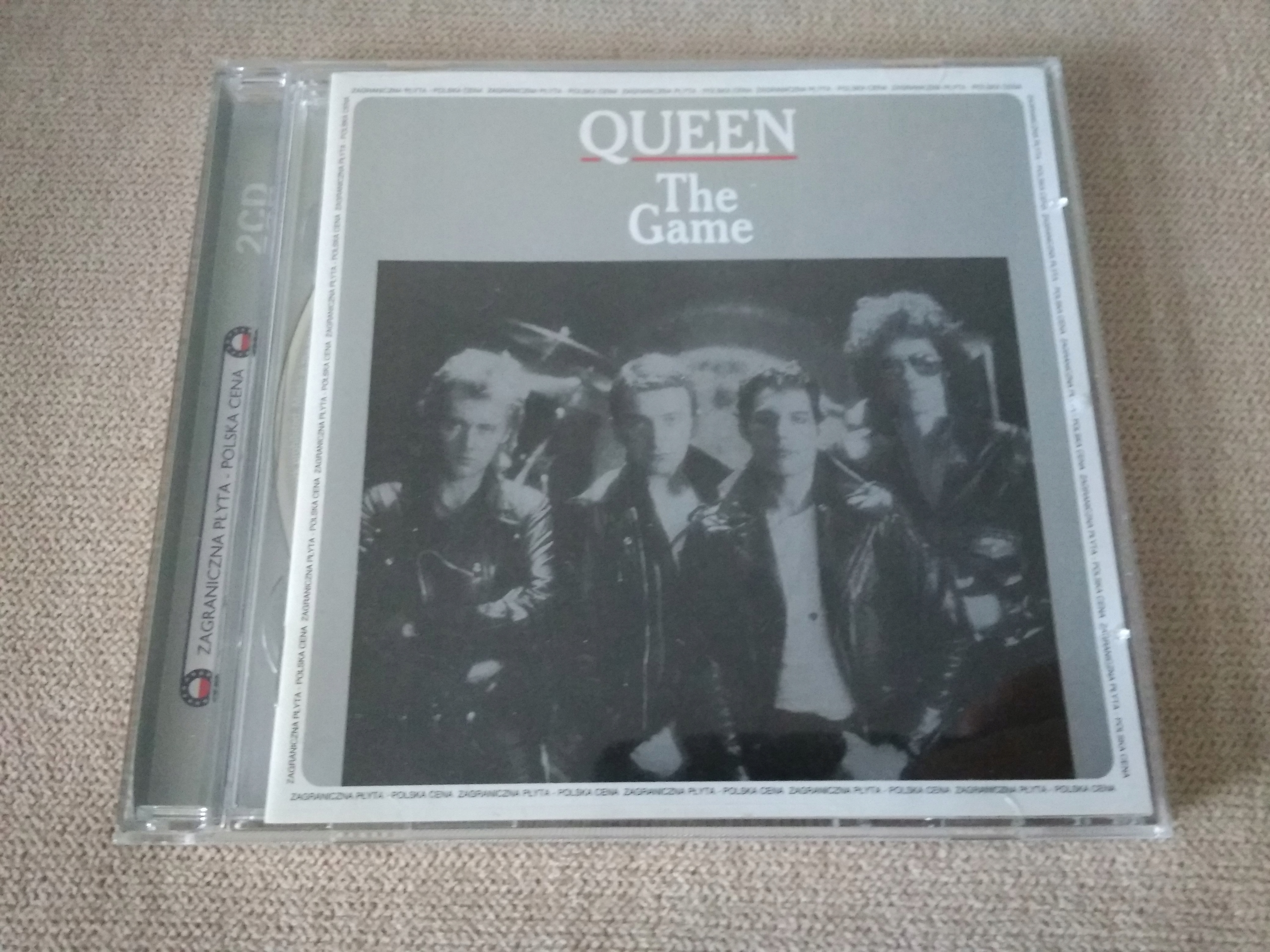 QUEEN THE GAME CD BCM !
