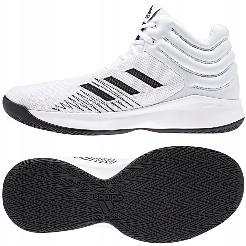 Syntetyk Buty Sport Koszykówka Adidas r.46