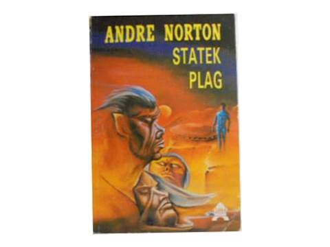 Statek plag - Andre Norton1992 24h wys