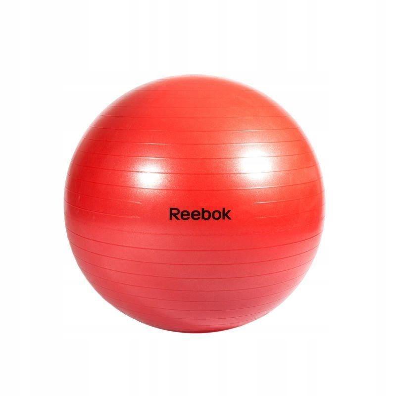 Piłka gimnastyczna Reebok 75cm RAB-11017RD